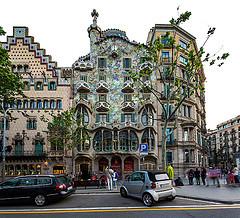 Barcelona und die Region Katalonien